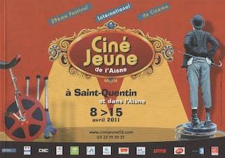 Affiche Ciné Jeune de l'Aisne 2011