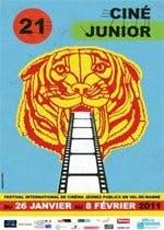 Affiche Ciné Junior 2011