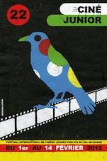 Affiche Ciné Junior 2012