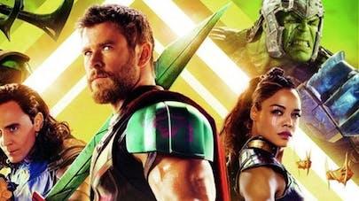 Thor 4 Marvel Disney