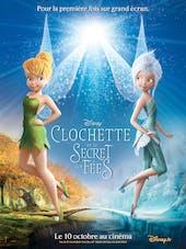 Affiche Clochette et le secret des fèes