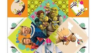 Cocotte en papier Shrek