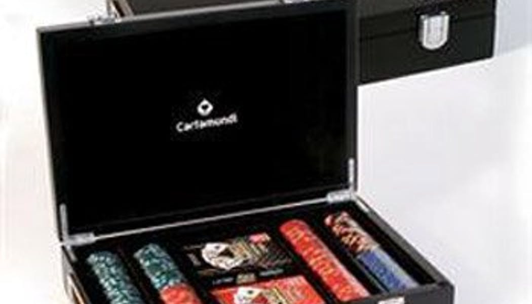 Coffret de Poker