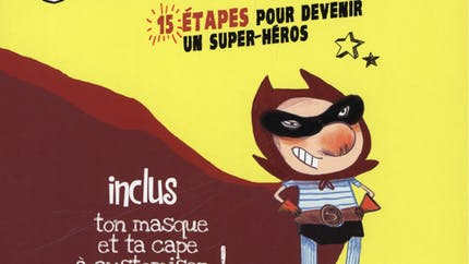 Coffret Graine de Super-Héros