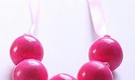 Collier Bubblegum