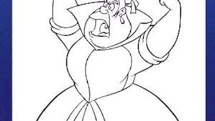 Coloriage Alice au Pays des Merveilles 3 - Disney