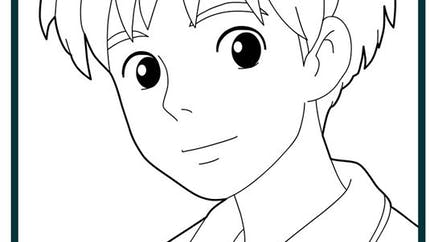 Coloriage Arrietty 6