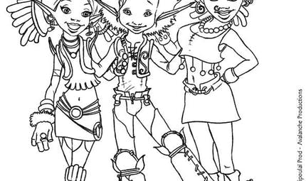 Arthur et les Minimoys 2