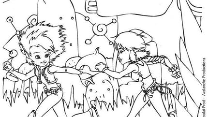 Arthur et les Minimoys 4