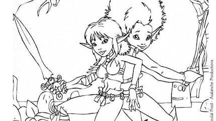 Arthur et les Minimoys 5