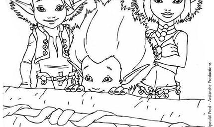Arthur et les Minimoys 9