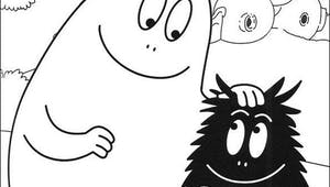Coloriage Barbapapa 3