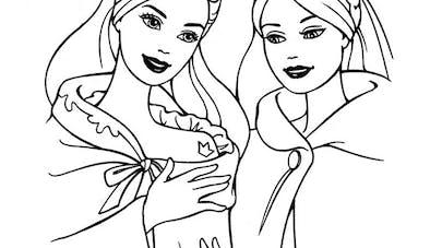 barbie princesse médiévale