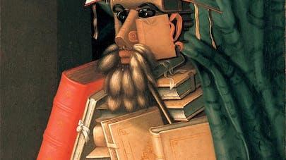 Le bibliothécaire d'Arcimboldo