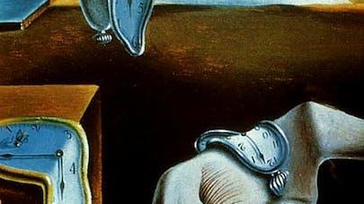 La Persistance de la mémoire de Dali