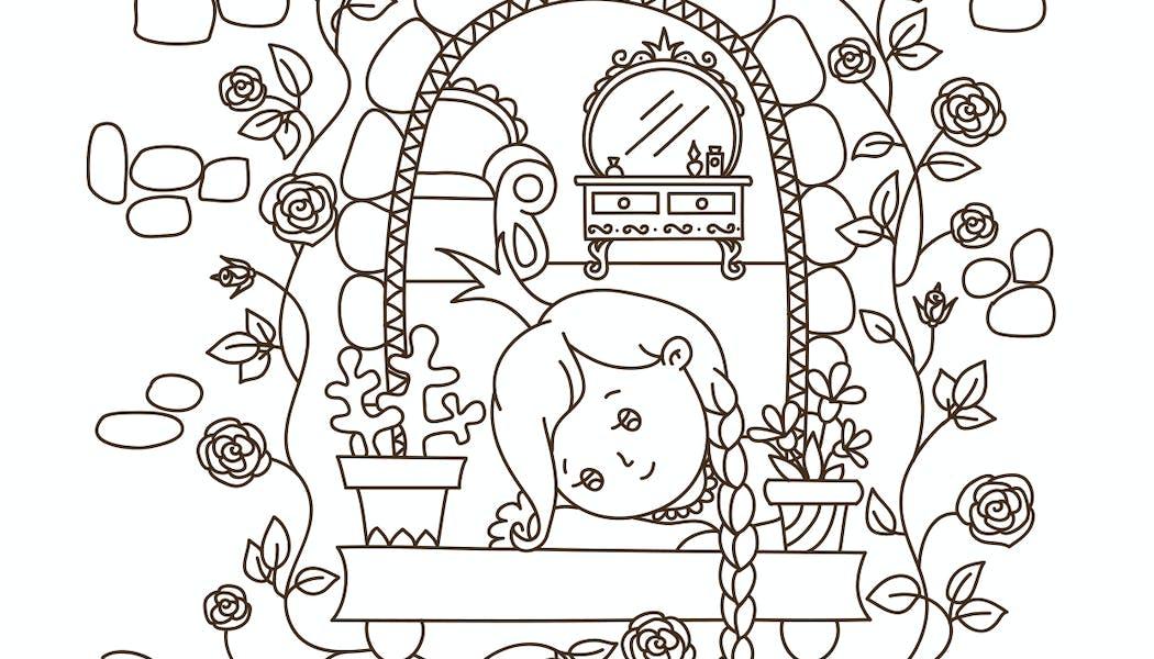 Coloriage Disney Princesse A Imprimer Momes Net