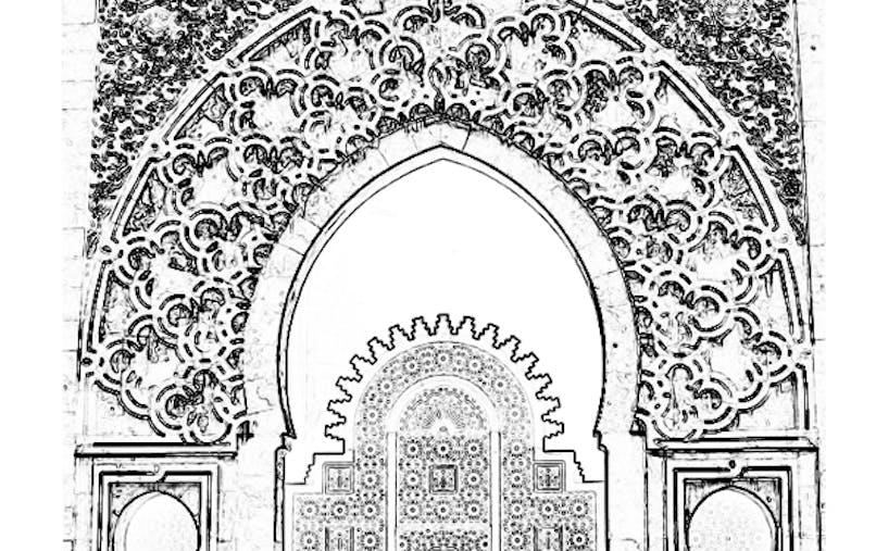 belle mosquee