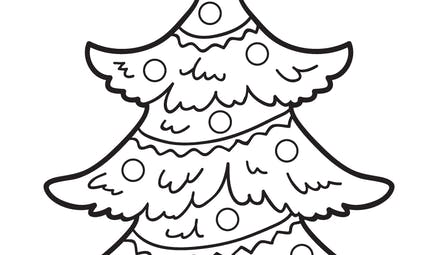 Coloriages Noel Momes Net