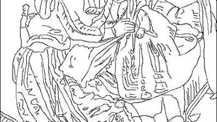 Coloriage Thomas Hendricksz de Keyser(1596/97-1667)