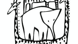 Coloriages animaux de la savane