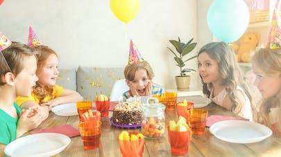 goûter anniversaire enfant