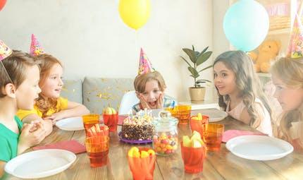 Combien d'enfants inviter au goûter d'anniversaire ?