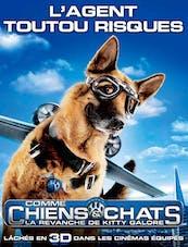 Affiche Comme chiens et Chats 2: la revanche