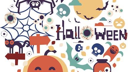 Comptine pour Halloween
