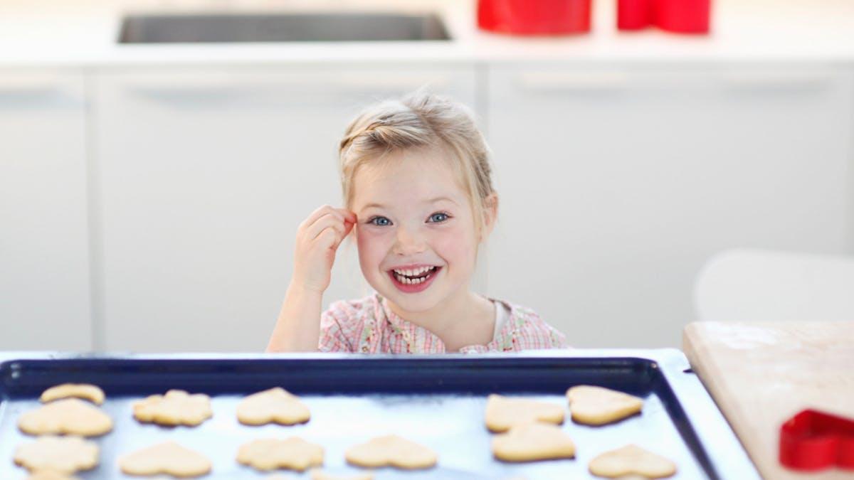 Conseils pour cuisiner avec les enfants