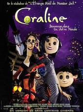 Affiche Coraline