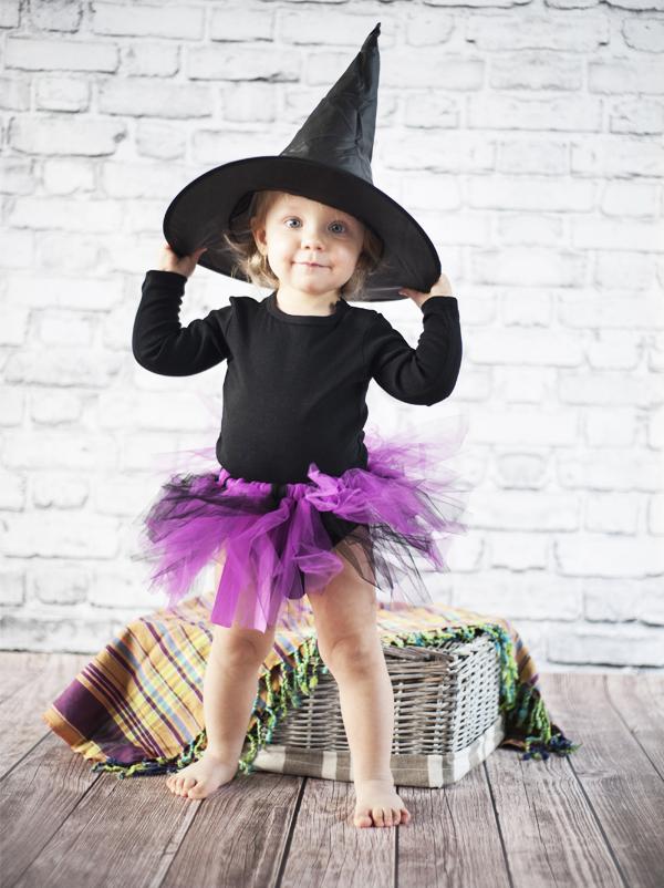 Costume D Halloween Le Chapeau De Sorciere Momes Net