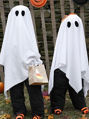 Costume D Halloween Le Fantome Momes Net