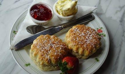 Country scones : la recette des véritables scones anglais