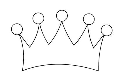 Couronnes fête des rois à décorer