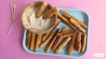 Crousti carottes