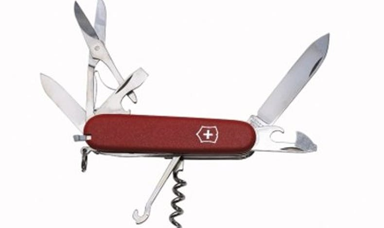 Couteau suisse 15 fonctions