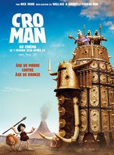 Cro Man - affiche
