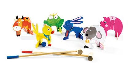 Croquet animo' 2 joueurs