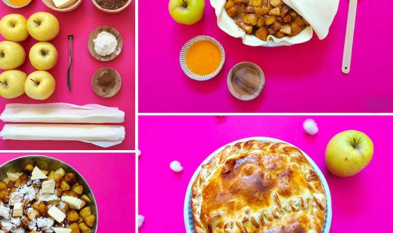 Cuisine : la tarte aux pommes de Blanche Neige