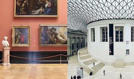 #Culturecheznous : visiter un musée en restant à la maison, c'est possible !