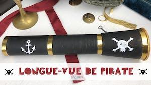 D.I.Y : la longue-vue de Pirate