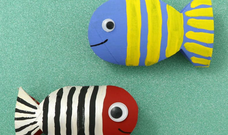 De jolis petits poissons