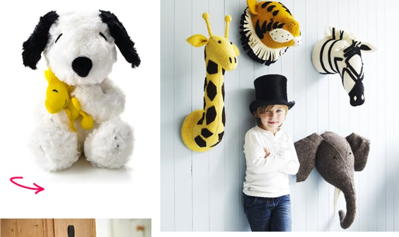 recycler les peluches