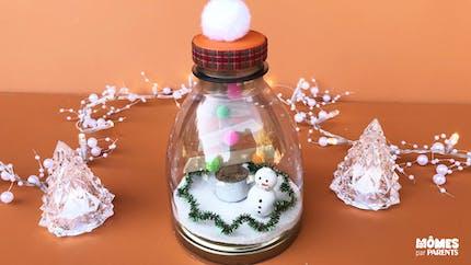 Décoration de table pour Noël