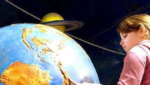 Découvrir l'astronomie au Palais de la Découverte