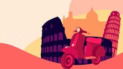 Découvrons l'Italie