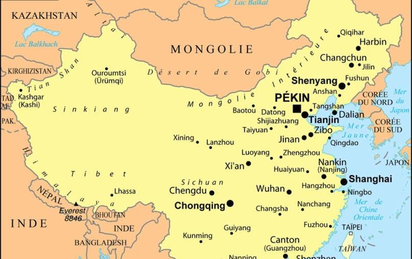Découvrons la Chine