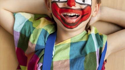 Déguisement de clown