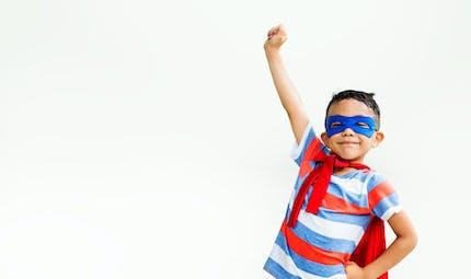 Déguisement de super héros