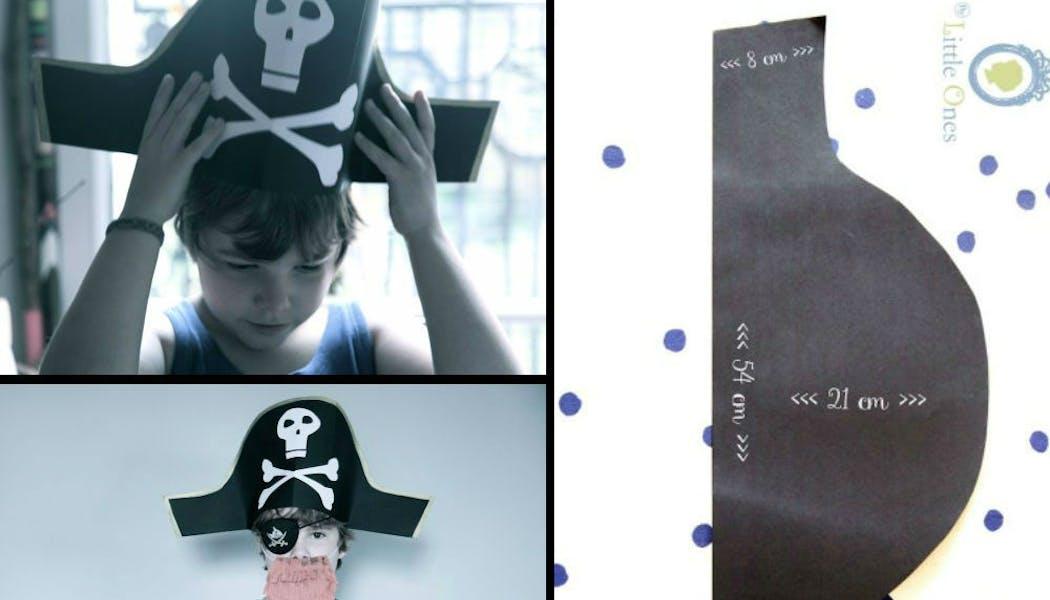 Déguisement pirates